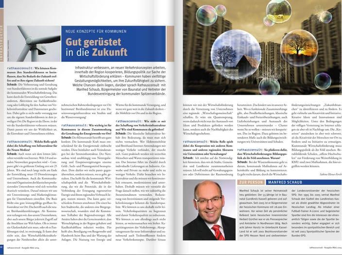 rathausconsult Ausgabe 01/2014