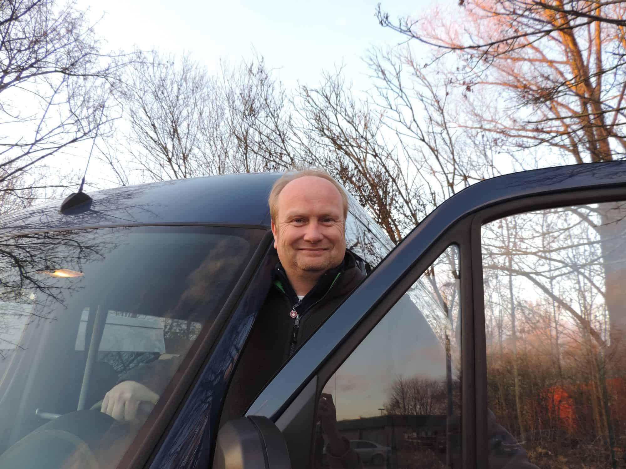 Der Lippstädter Busunternehmer Michael Berensmeier. Foto: Hense-Ferch