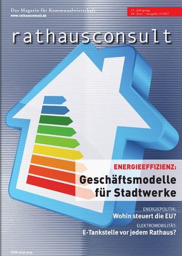 Wettbewerb um Fachkräfte: Magazinbeitrag in Rathausconsult 2/2017
