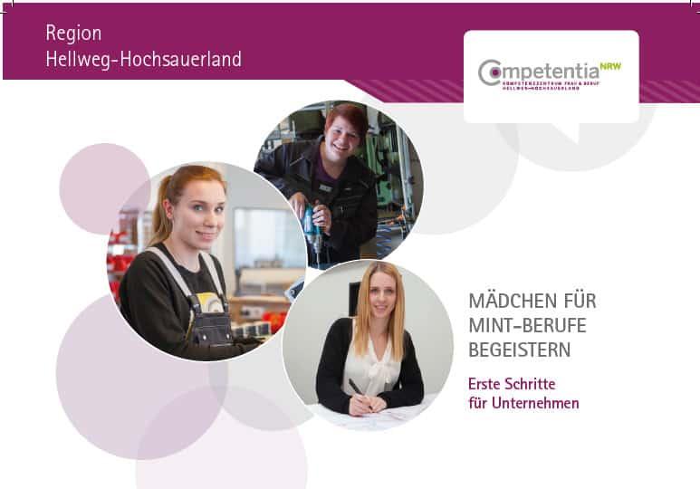 Kooperation mit der Wirtschaftsförderung Kreis Soest GmbH: Broschüre für Ausbildungsbetriebe