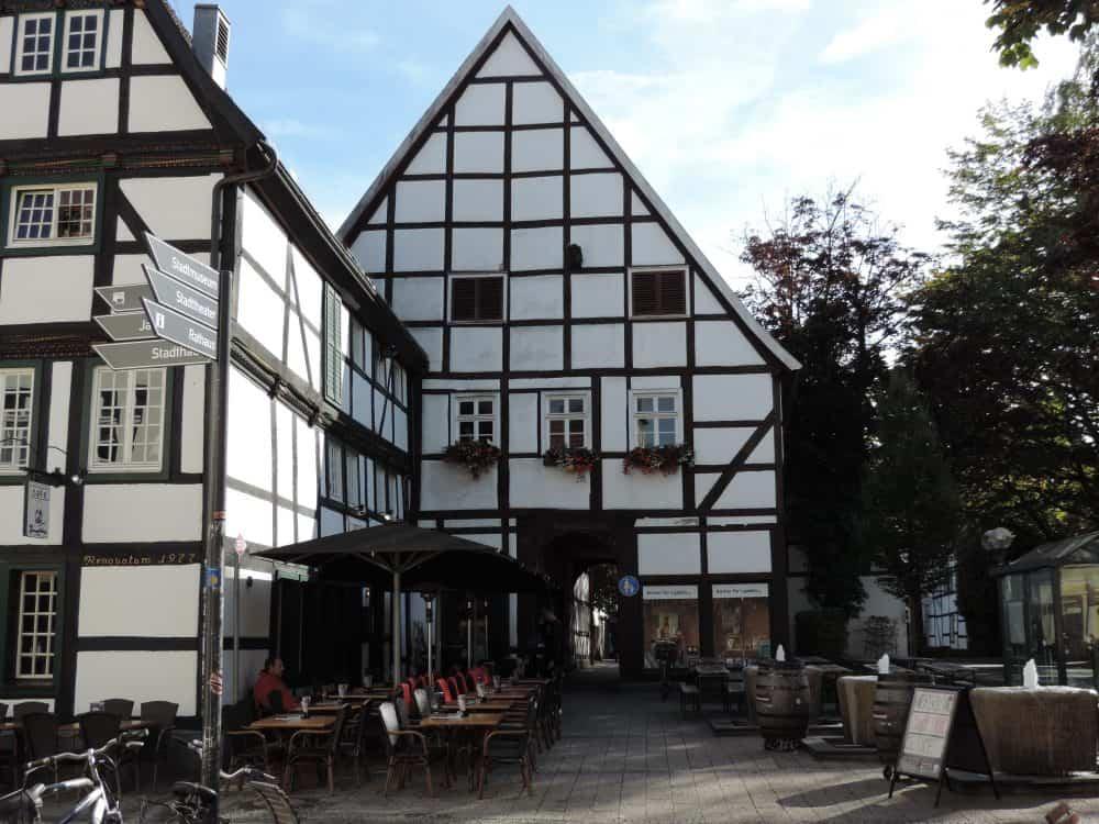 Das Metzgeramtshaus in Lippstadt.