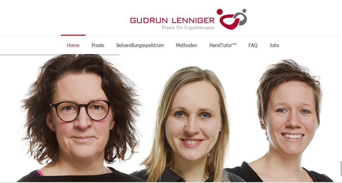 Ergotherapiepraxis Gudrun Lenniger