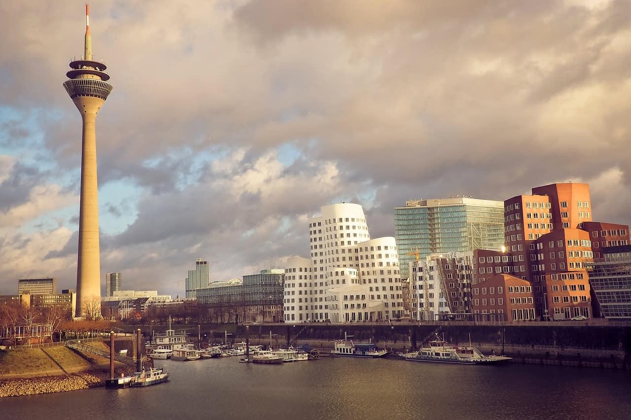 Düsseldorf Foto: Pixabay