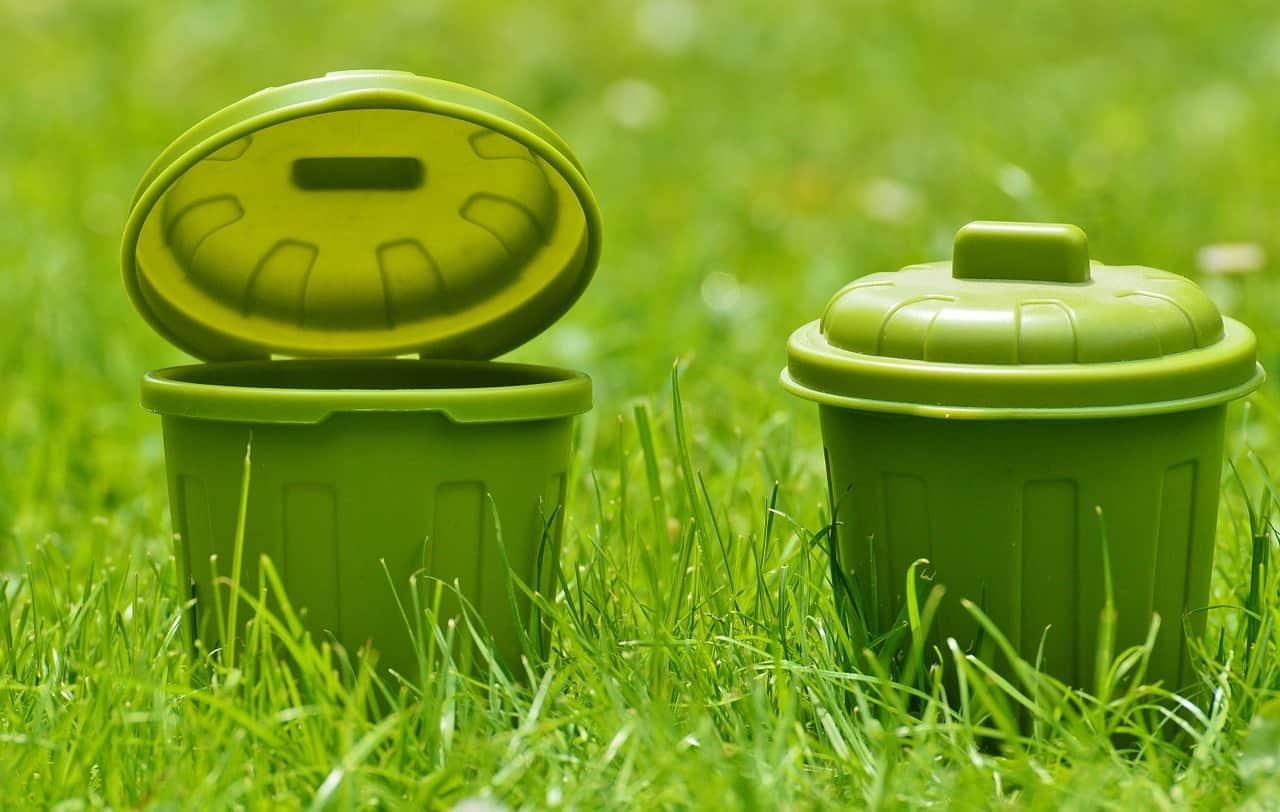 Die schlaue Mülltonne denkt mit - und meldet sich, wenn sie voll ist. Foto: Pixabay