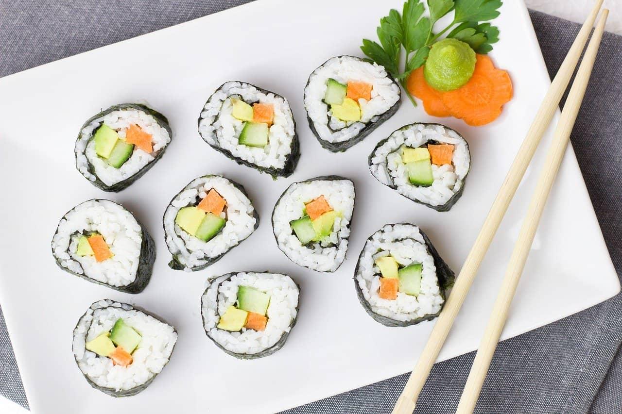 Webtexte für die Sushi-Box in Lippstadt