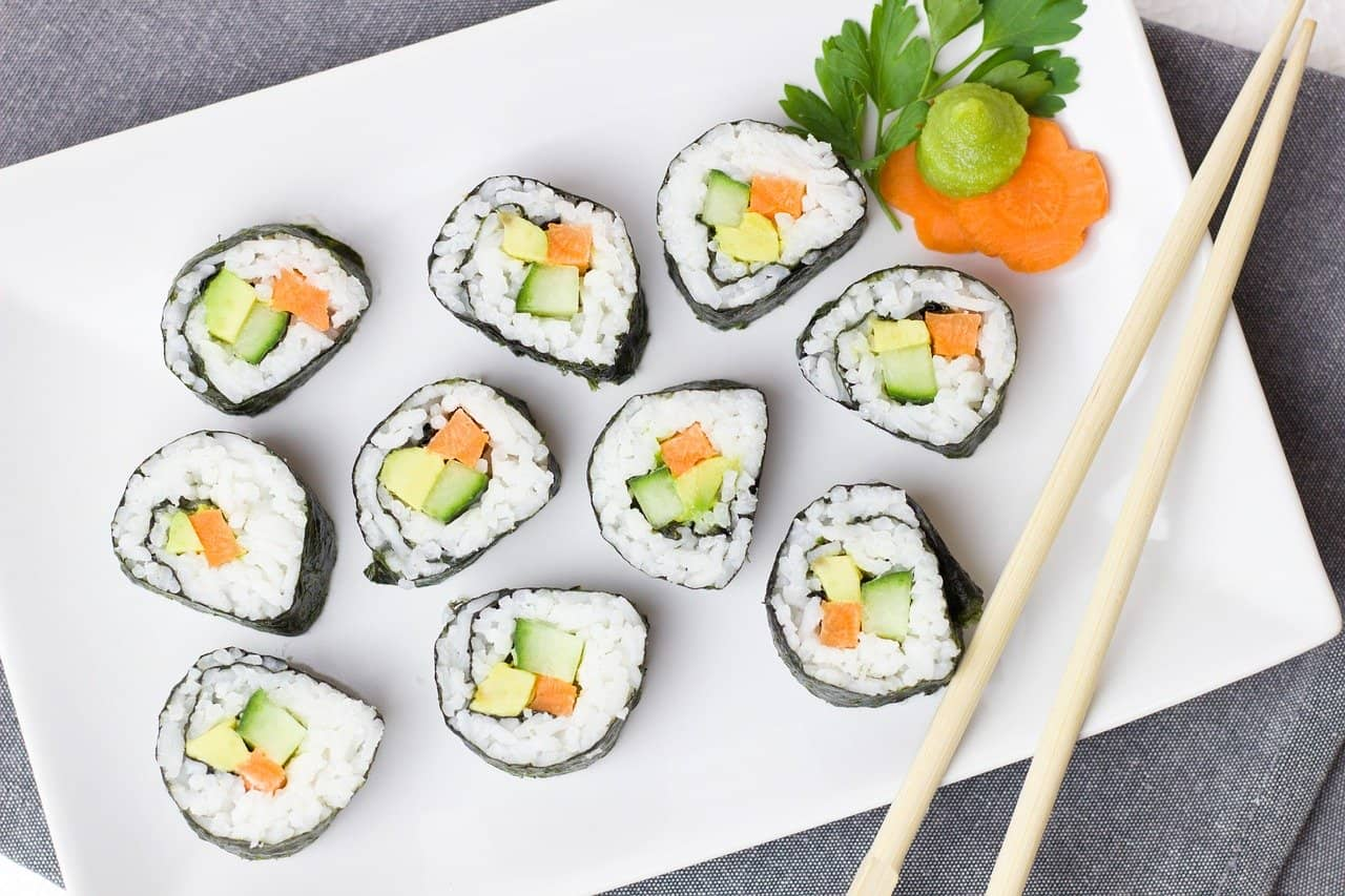 Sushi Foto: Pixabay