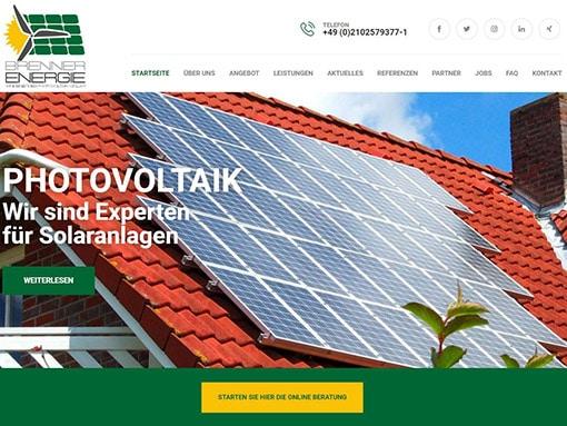 Umweltfreundlich und nachhaltig: Photovoltaik. Foto: Pixabay