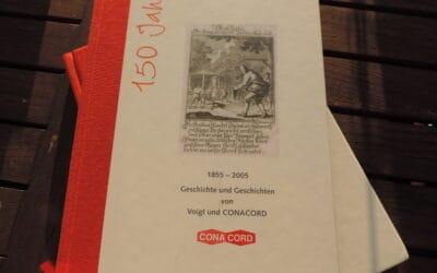 150 Jahre CONACORD in Lippstadt: Jubiläumsbuch zum Firmengeburtstag