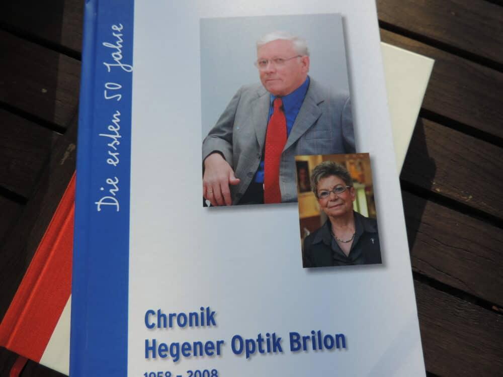 Jubiläumsbuch Hegener Redaktion Lippstadt