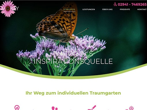 Der Garten - grüne Oase und Ort für Erholung und Inspiration. Foto: Hense-Ferch, redaktion-lippstadt.de