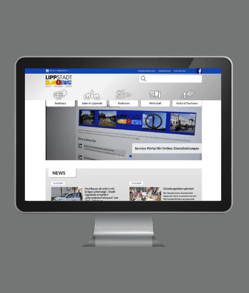 Stadt Lippstadt Text Webseite
